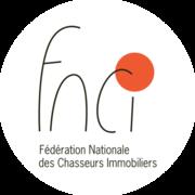 Logo de la Fédération Nationale des Chasseurs Immobiliers
