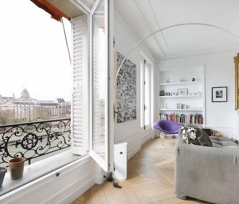 Guide pour dénicher le pied-à-terre de vos rêves à Paris