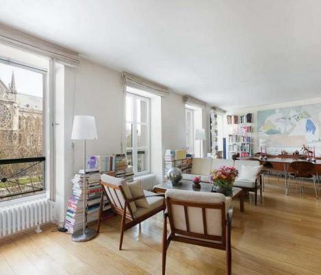 Prix des appartements de luxe à Paris