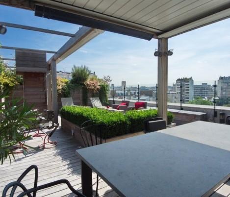 Acheter un appartement avec terrasse à Paris: les bonnes pratiques